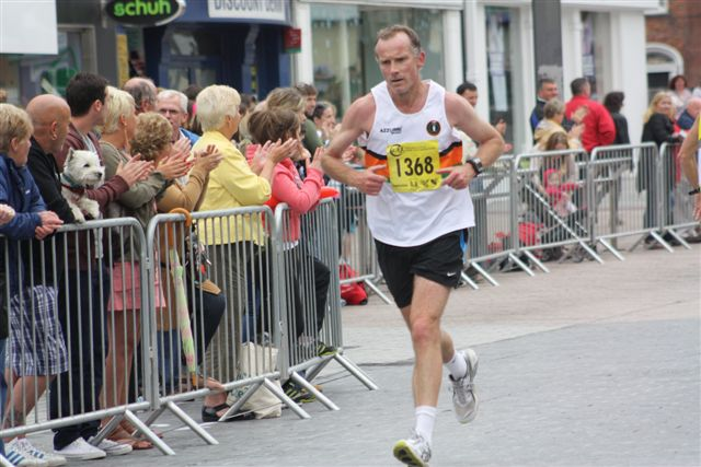 Paul O\'Toole finishes well