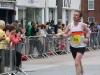 Eamon Carroll finishing