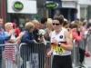 Gillian Cotter finishing strong