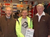 Ron Hill visit John Buckley Sports and St. Finbarr's A.C.