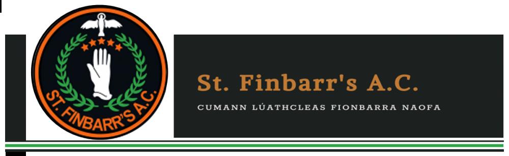 St. Finbarr's A.C.